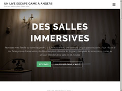 Escape Adventures, un Live Escape Game à Angers